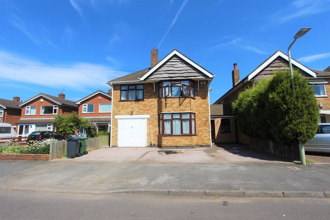 Thumbnail Property for sale in Harrowgate Drive, Birstall, Leicester