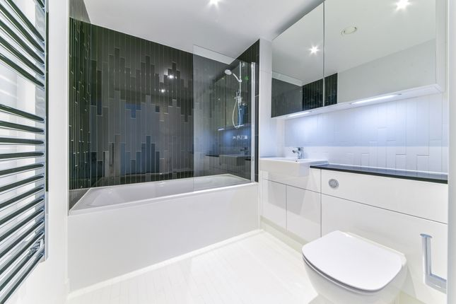 Bathroom of The Highwood, Elephant Park, Elephant & Castle SE17