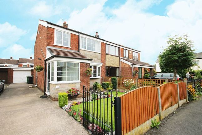 3 bed semi-detached house for sale in Philips Avenue, Farnworth, Bolton, Lancashire.
