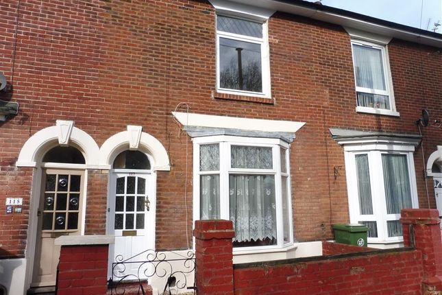 Thumbnail Property to rent in Sultan Road, Portsmouth