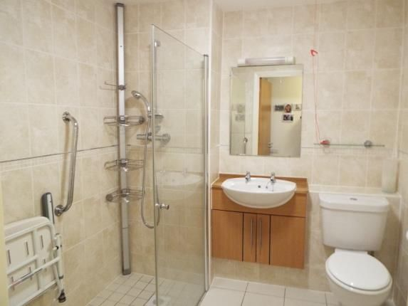 Bathroom of Hanna Court, 195-199 Wilmslow Road, Wilmslow, Cheshire SK9