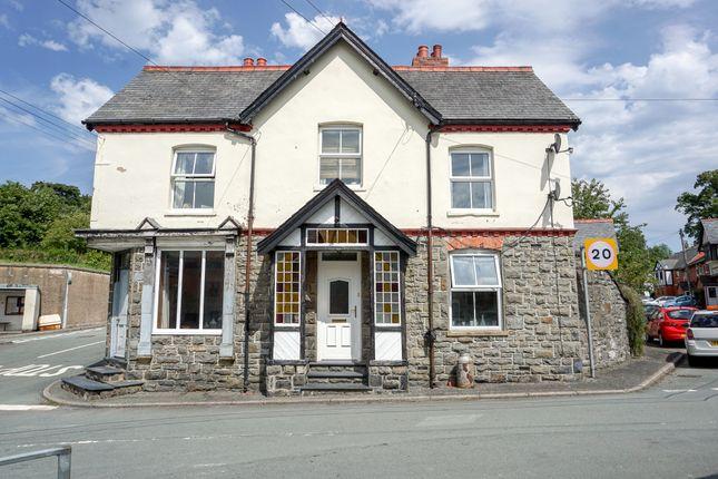 Thumbnail Detached house for sale in The Emporium House, Flat & Cottage, Llandinam