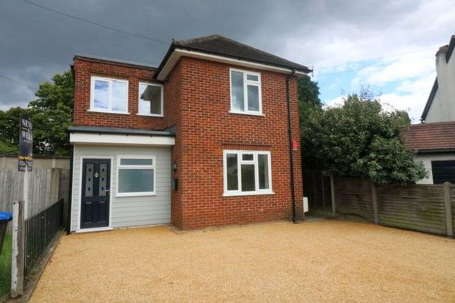 Thumbnail Flat to rent in Limes Road, Egham