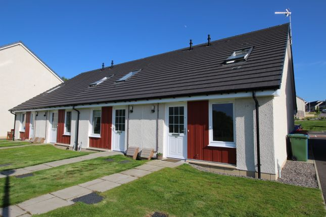 Thumbnail End terrace house for sale in Spey Avenue, Inverness