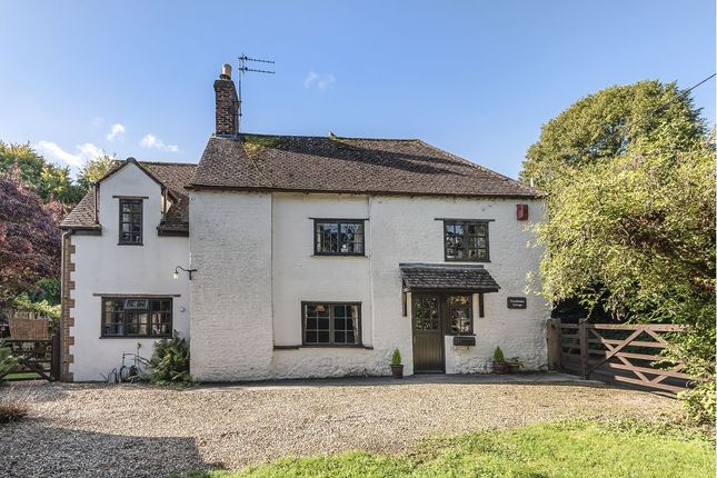 Thumbnail Semi-detached house for sale in Cruckbeam Cottage, Temple, Corsley, Warminster, Wiltshire