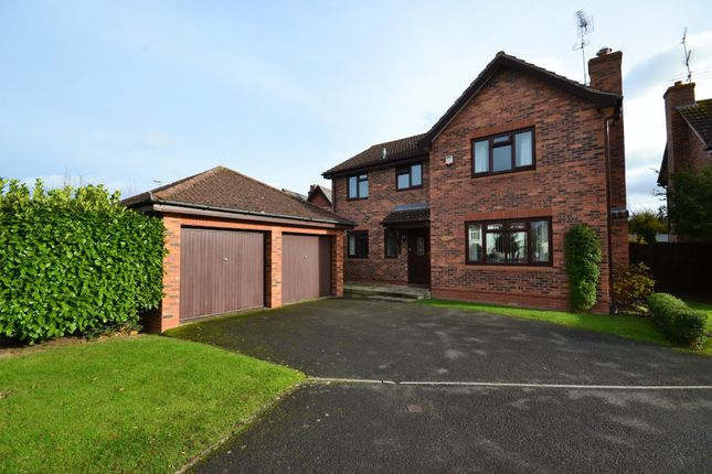 4 bed detached house for sale in The Oaks, Up Hatherley, Cheltenham
