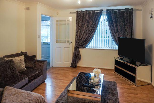 Lounge of Miller Hill, West Hunsbury, Northampton NN4