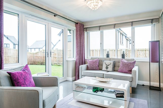 4 bedroom detached house for sale in 103 Seafield Circle, Buckie