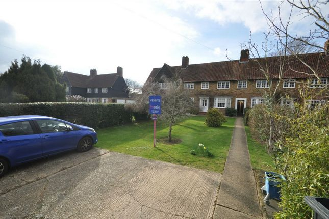 Thumbnail Cottage for sale in The Old Drive, Welwyn Garden City, Hertfordshire