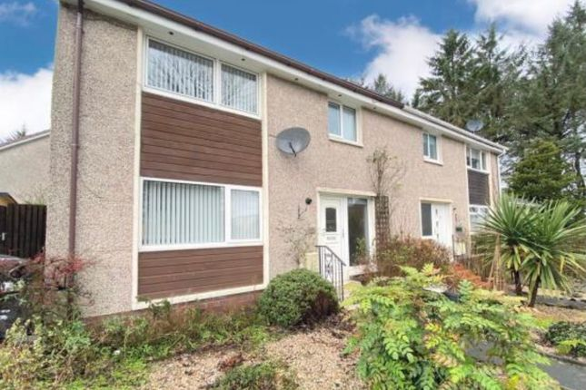 Thumbnail Semi-detached house for sale in Finistere Avenue, Falkirk