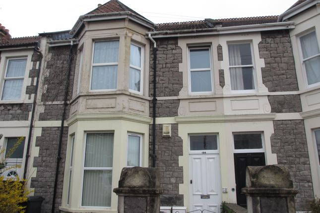 Thumbnail Flat to rent in Moorland Road, Weston-Super-Mare