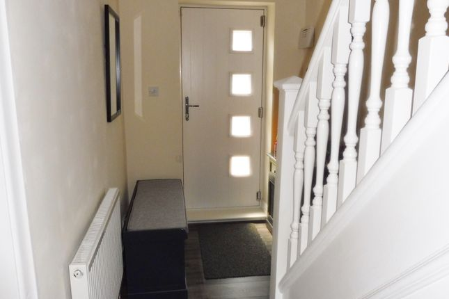 Entrance Hall of Summer Lane, Wombwell S73