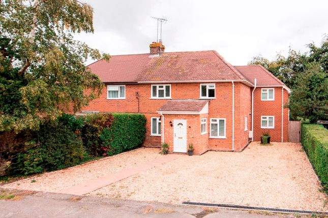 Thumbnail Semi-detached house for sale in Sandy Lane, Hartley Wintney, Hook