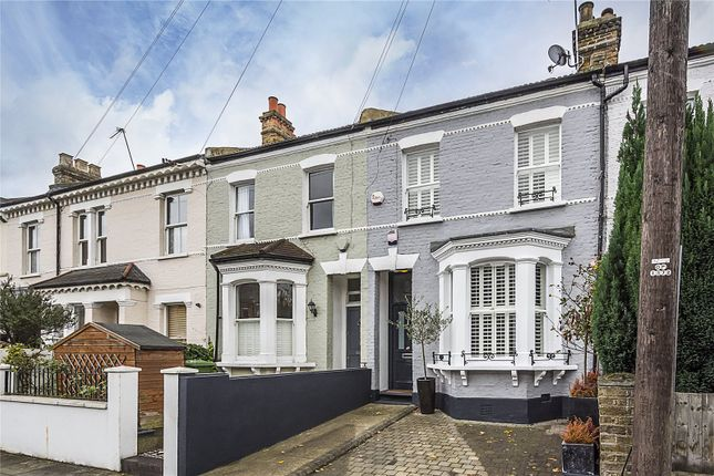 Thumbnail Terraced house for sale in Ravenswood Road, London