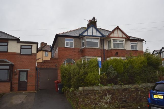 3 bed semi-detached house for sale in Hollow Lane, Barrow-In-Furness, Cumbria