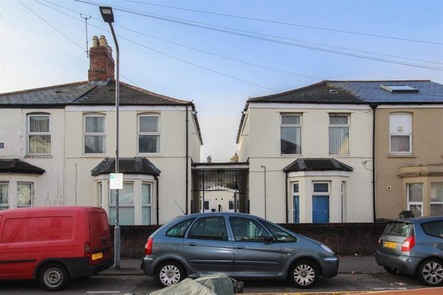 Thumbnail Semi-detached house for sale in Wyverne Road, Cathays, Cardiff