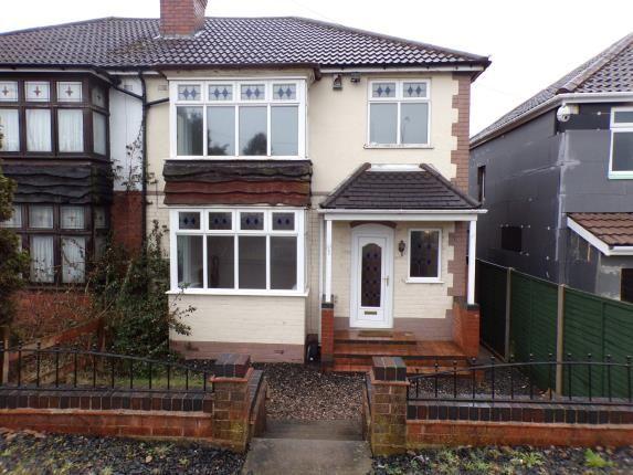 Thumbnail Semi-detached house for sale in Wolverhampton Road, Oldbury, Birmingham, West Midlands