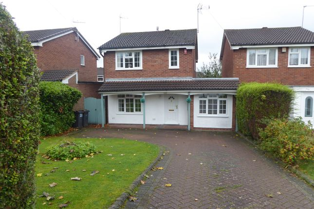 Thumbnail Link-detached house for sale in Staple Lodge Road, Northfield, Birmingham