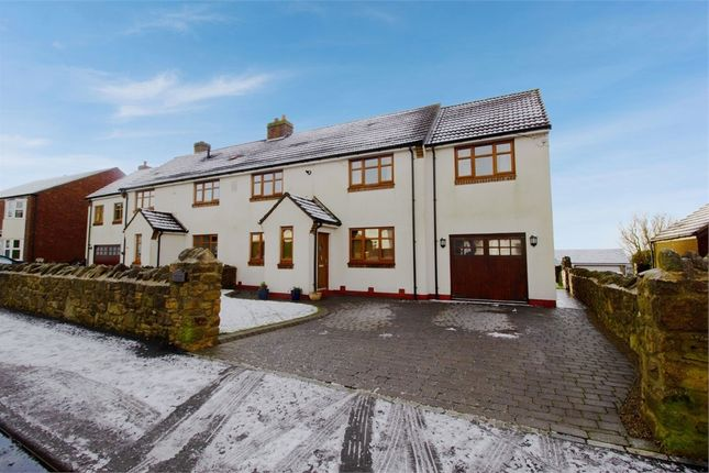 Thumbnail Semi-detached house for sale in Westerton, Westerton, Bishop Auckland, Durham