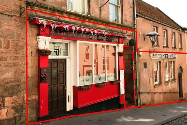Thumbnail Commercial property for sale in West Street, Berwick-Upon-Tweed, Northumberland