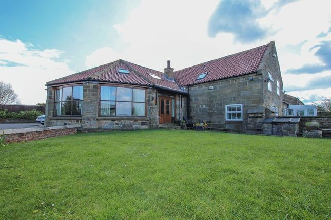 Thumbnail Barn conversion for sale in The Wheel House, Hollywell Farm, Grinkle