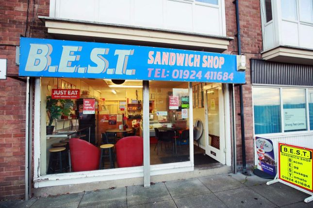 Thumbnail Retail premises for sale in Tower Buildings, Heckmondwike