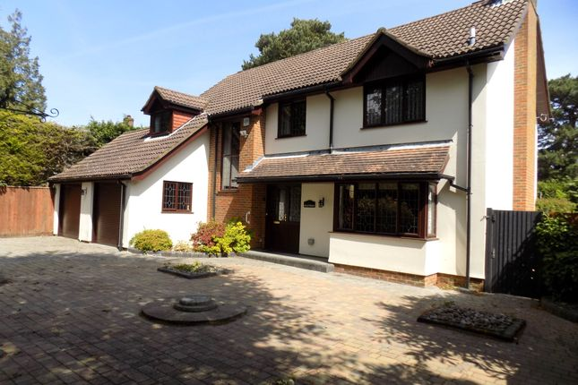 Thumbnail Detached house for sale in Lime Walk, Dibden Purlieu