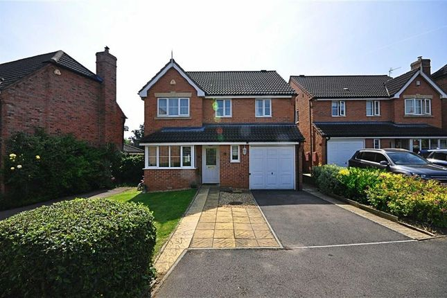 Thumbnail Detached house for sale in Chesford Drive, Churchdown, Gloucester
