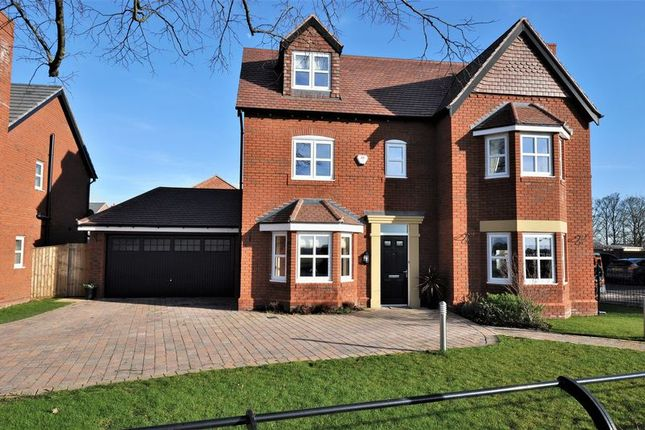 Thumbnail Property for sale in Pulford Road, Brereton Grange, Arclid, Cheshire.