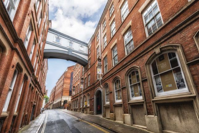 Thumbnail Flat for sale in Hounds Gate Court, Nottingham