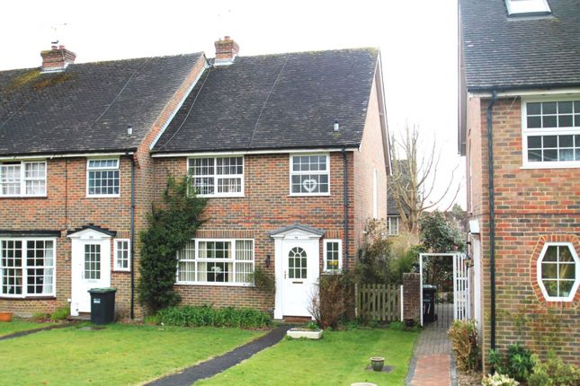 Thumbnail End terrace house to rent in The Welkin, Lindfield, Haywards Heath