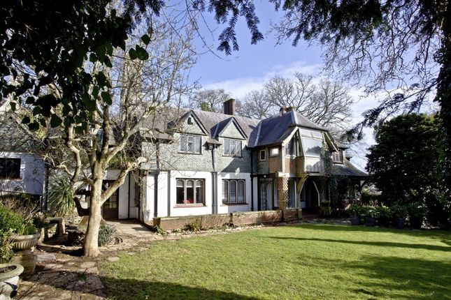 Thumbnail Detached house for sale in Babbacombe Road, Torquay