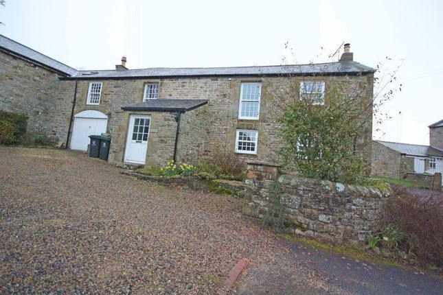 Thumbnail Semi-detached house for sale in Thorngrafton, Hexham