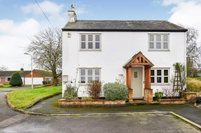 Thumbnail Detached house for sale in Fenny Lane, Shearsby, Lutterworth, Leicestershire