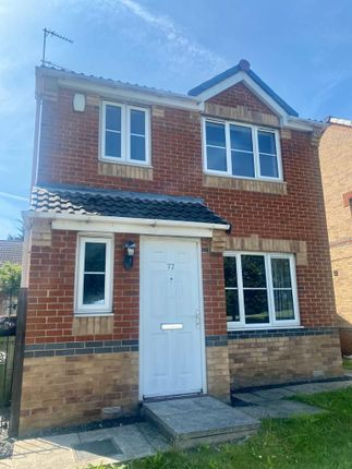 3 bed detached house to rent in Birchington Avenue, Grangetown, Middlesbrough TS6