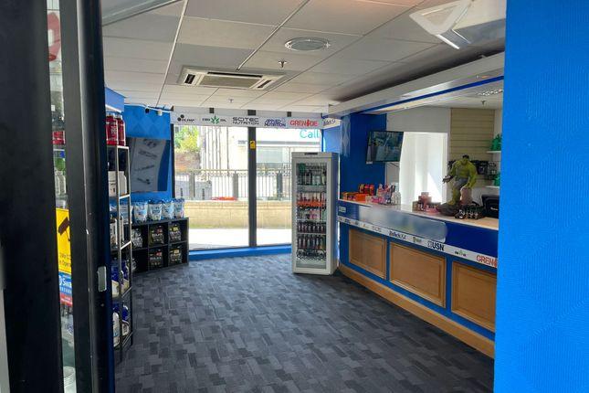Thumbnail Retail premises for sale in Callendar Square, Scotland