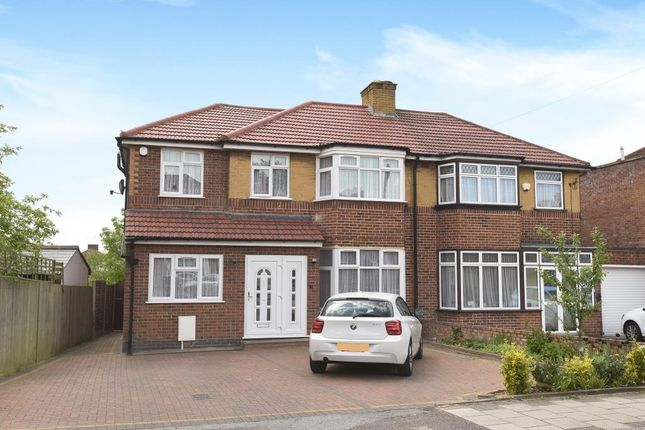 Thumbnail Semi-detached house for sale in Floriston Gardens, Stanmore