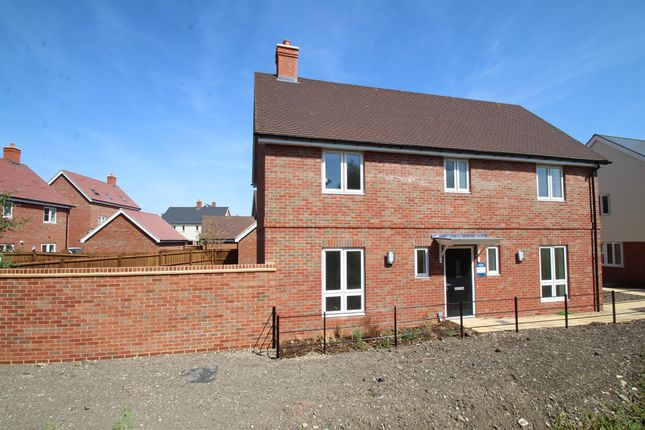 Thumbnail Detached house for sale in Provis Wharf, Aylesbury