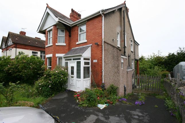 Thumbnail Property for sale in Conway Road, Colwyn Bay