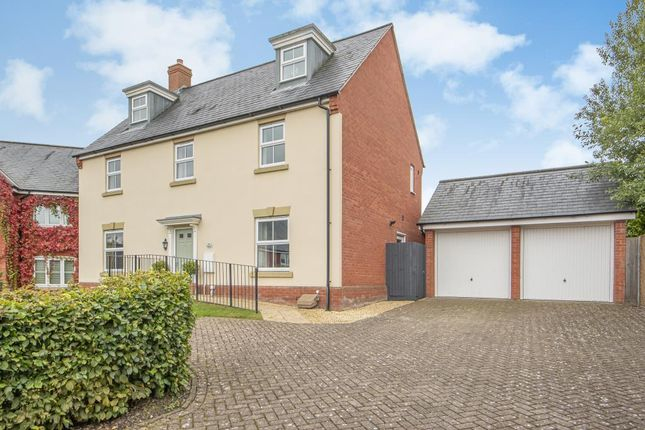 Thumbnail Detached house for sale in Kington, Herefordshire HR5,