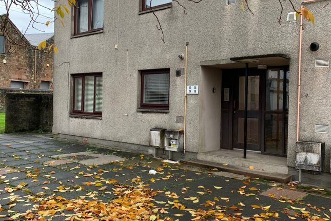 Thumbnail Flat to rent in Mill Park Crescent, Annan