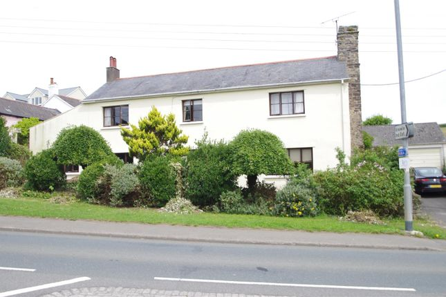 Thumbnail Cottage for sale in Knowle, Braunton