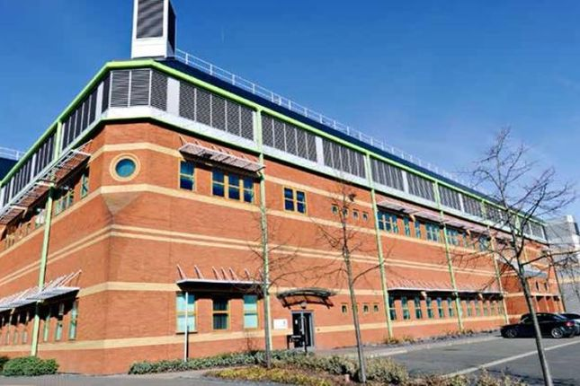 Office to let in Loughborough University Science & Enterprise Park, Charnwood Building, Loughborough, Leicestershire