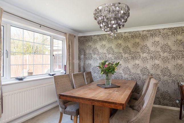 Dining Room of Windmill Hill Drive, Bletchley, Milton Keynes, Buckinghamshire MK3