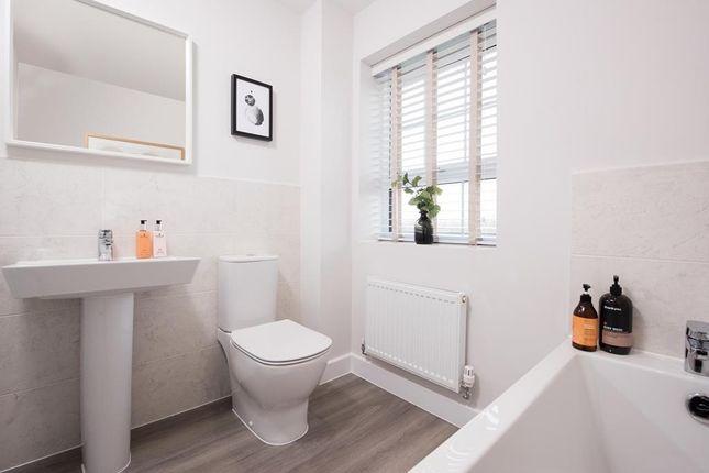 Bradgate Bathroom