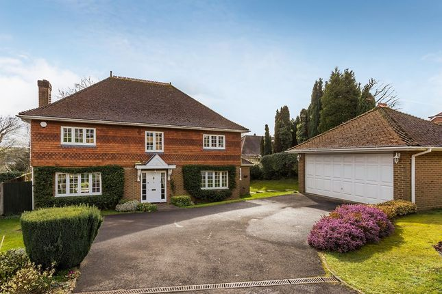 Thumbnail Detached house for sale in Petworth Close, Coulsdon