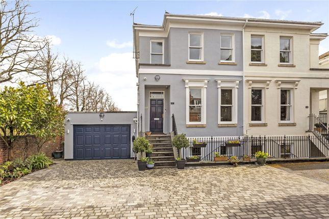 Thumbnail Semi-detached house for sale in Sydenham Villas Road, Cheltenham, Gloucestershire