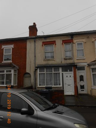 Thumbnail Terraced house for sale in Floyer Road, Small Heath