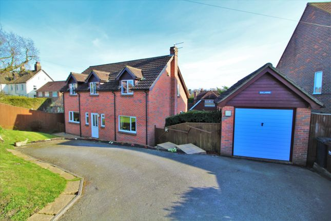 Thumbnail Detached house for sale in Mutton Hall Lane, Heathfield