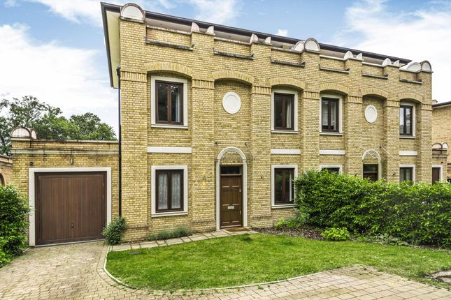 Thumbnail Semi-detached house to rent in Clarence Park Crescent, Stanmore